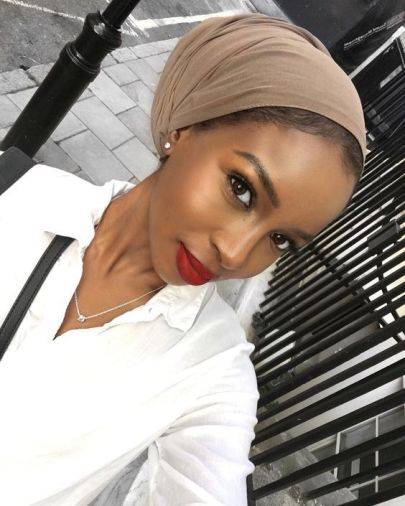 Nude Turban _Black Women Turban Turban Women_Women Head wrap_Head wrap Women _Black Woman Headwrap