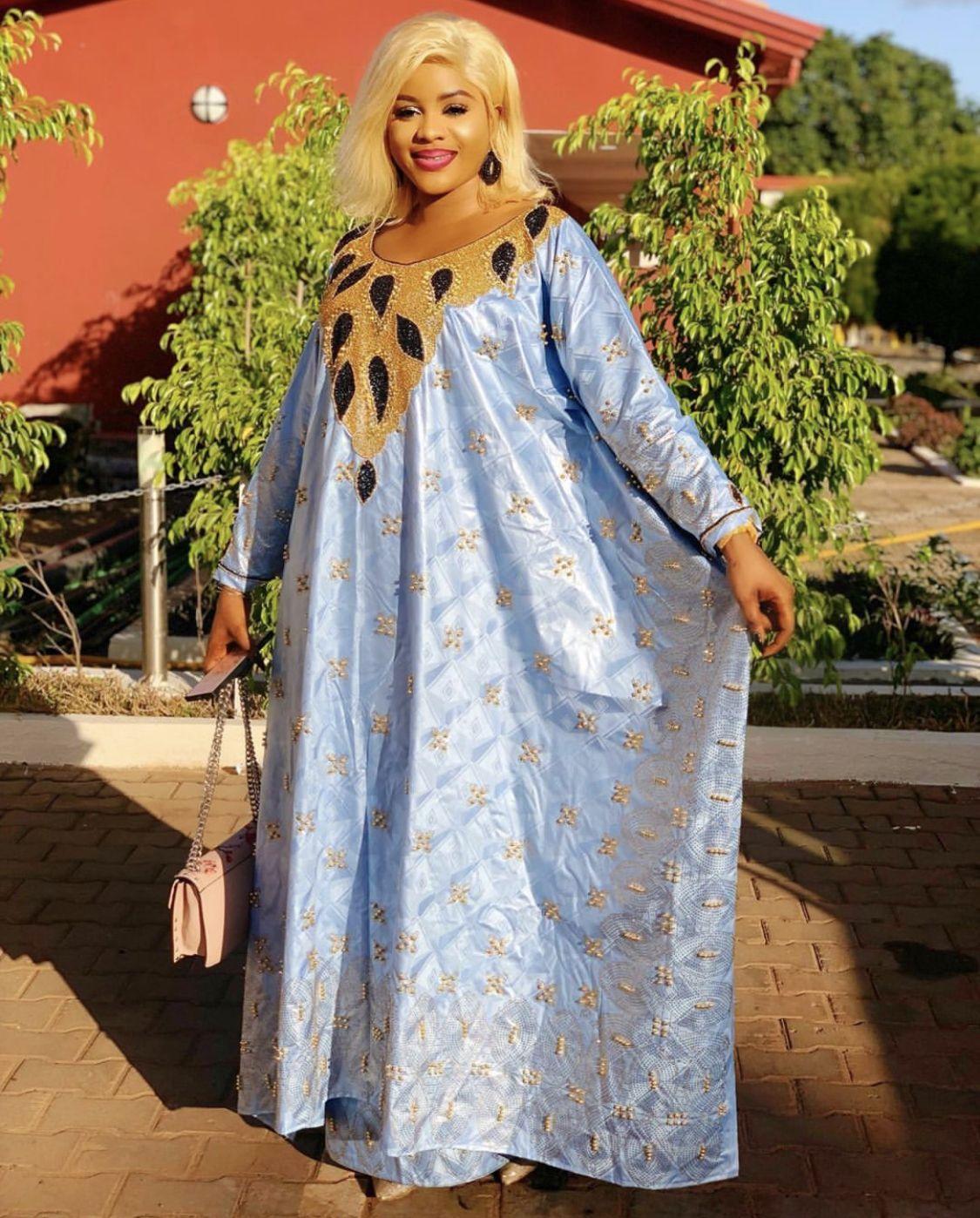 La @reine_des_abeilles toujours bien habillée Soucko Bazin